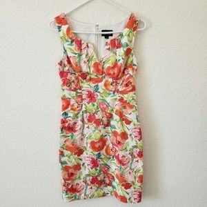 Adrianna Papell | Floral Spring Dress